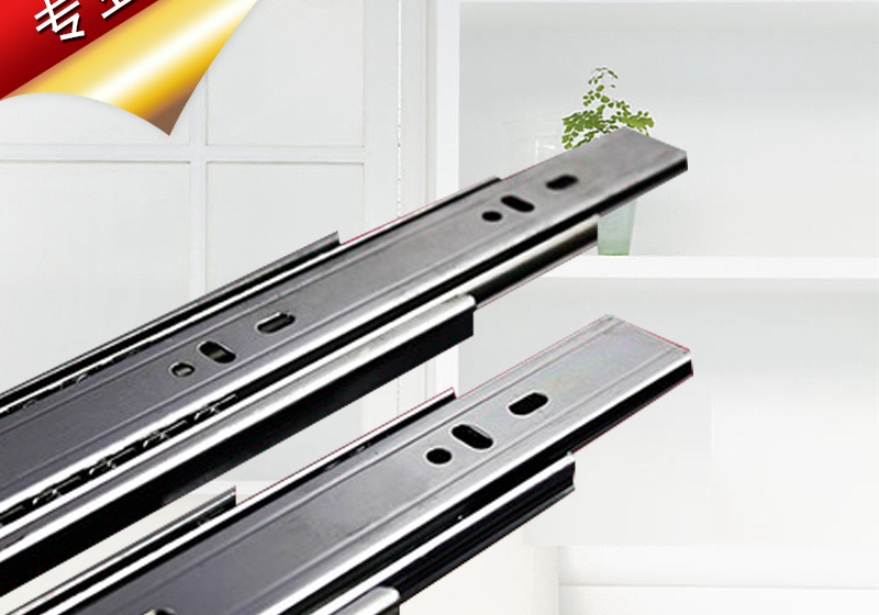 drawer track rails furniture hardware accessories slide
