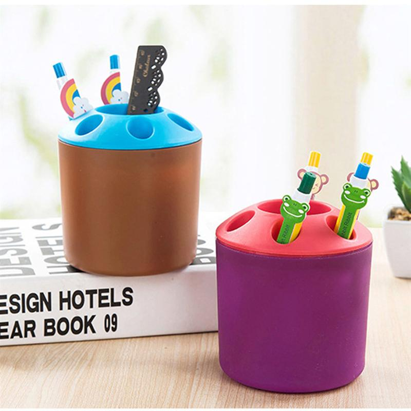 Image 3 - 1 PC Portable Toothbrush Holder Toothpaste Stand Organizer Easy Clean Larger For Storage Use Home Bathroom Accessories-in Toothbrush & Toothpaste Holders from Home & Garden
