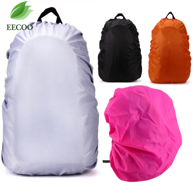45L Dust Backpack Rain Cover Waterproof Shoulder Bag Case Rucksack Outdoor Travel Bag Camping Hiking Mud Guard Raincover Protect