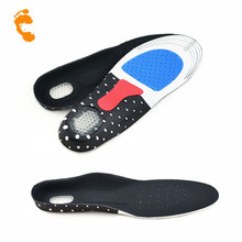 High Quality Sport Shoes Gel Insoles for Women and Men Orthopedic Insoles Gel Soft Breathable Insole Gel Arch Support Size 35-46