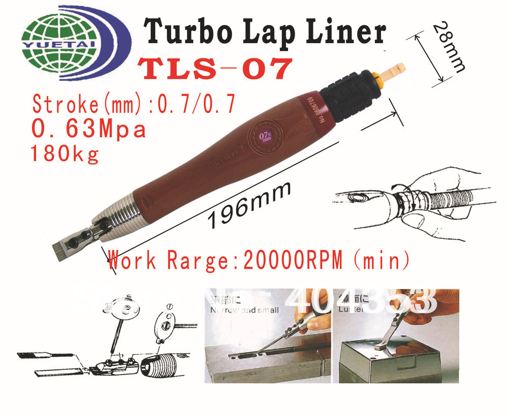 air hand tool grinder TLS-07  Stroke:0.7mm  20,000RPM  0.63MPA mirco air grinder mag 122n 35 000rpm collet size 20mm 0 6mpa 140g