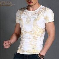 Man Si Tun Newest Fashion Summer 2017 Men Casual T Shirt Men Short Sleeve T Shirt