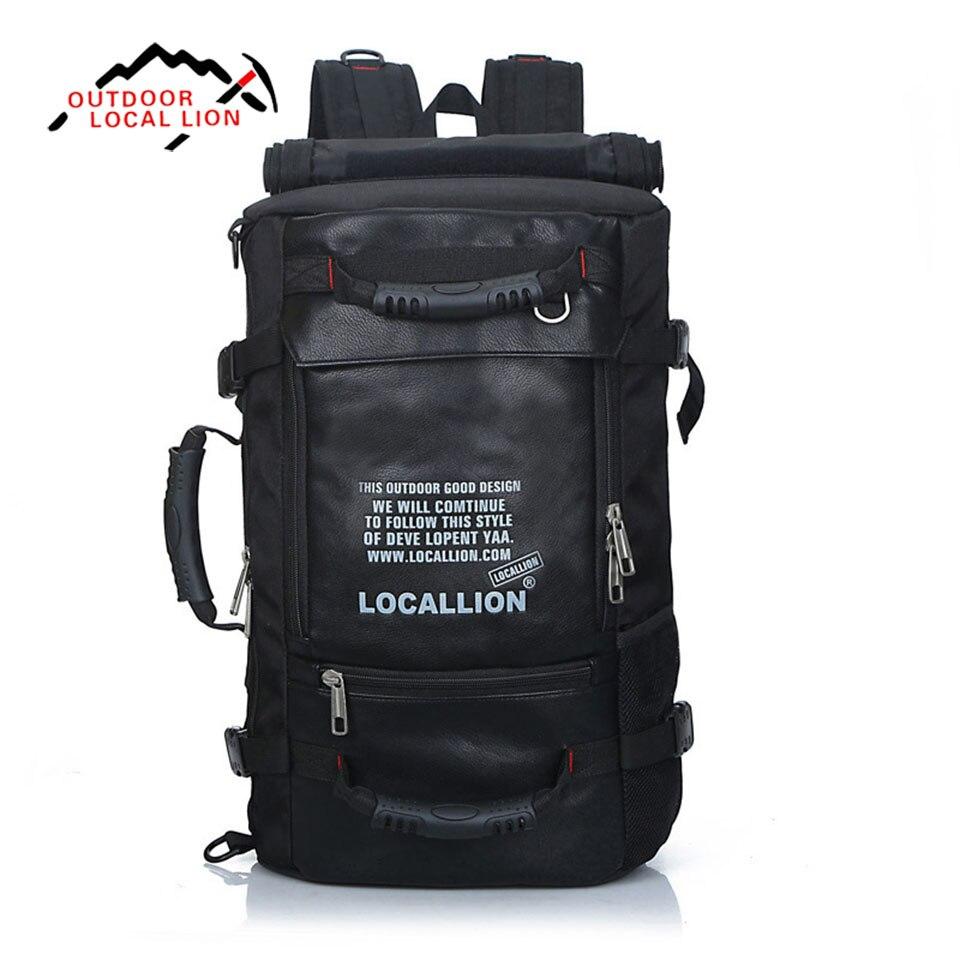 Sac de Sport en plein air LION LOCAL 45L sac étanche multifonction grande capacité Profession escalade voyage Camping randonnée sac à dos