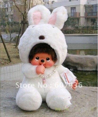 плюшевые куклы плюшевые игрушки белый кролик