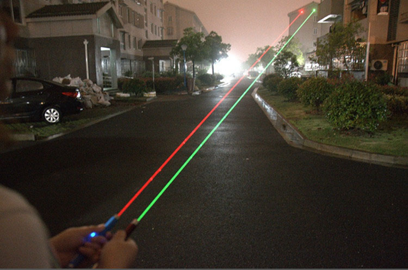 Laser Sight Pointer 5MW High Power Green Blue Red Dot Laser Light Pen Powerful Laser Meter 405Nm 530Nm 650Nm Green Lazer (9)
