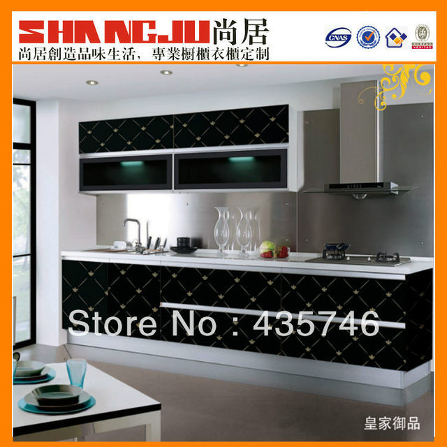 classic furniture for  kitchen cabinet magnificent style