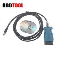 New JLR SDD V154 Obd2 Diagnostic Cable for Jaguar and for Land Rover 2005 2016 OBD Interface Auto Scan Tool Multi Language
