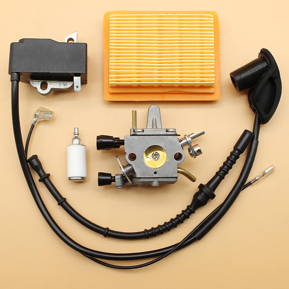 FS 250 //R FS 350 FS 200 //R FS 300 Fuel Line // Hose for STIHL FS 120 //R
