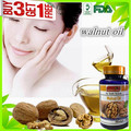 (Buy 3 Get 1 Free) Nature Made Organic walnut Oil 500mg Omega 3-6-9 100 Softgel for Heart Health capsules
