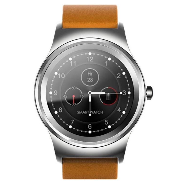 SMA09 Bluetooth Smart Watch MTK2502 Support Heart Rate Sleep Monitoring Siri voice control with Multiple UI Interfaces bluetooth smart watch heart rate monitoring g3 plus smartwatch support siri voice control raise bright screen for android ios