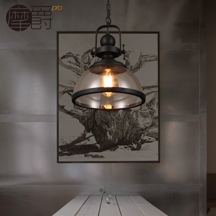 Northern Europe Vintage Creative Glass Pendant Light Loft Restaurant Light Cafe Decoration Lamp AC90-265V Free Shipping health care heating jade cushion natural tourmaline mat physical therapy mat heated jade mattress high quality made in china page 5