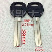 SSDQ01308 ponad 300 juanów wysyłki ogólnopolskim długi Experian 38 MM lewy slot guma guma długi BAODEAN klucze zarodek w Zamykacze drzwi od Majsterkowanie na