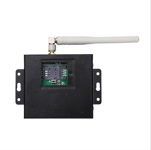 GSM Garage Gate Opener RTU5024 Authorized 200 users Multiple applications via gsm key dc2000 direct factory gprs server support for automatic door opener maximum 2000 authorized number