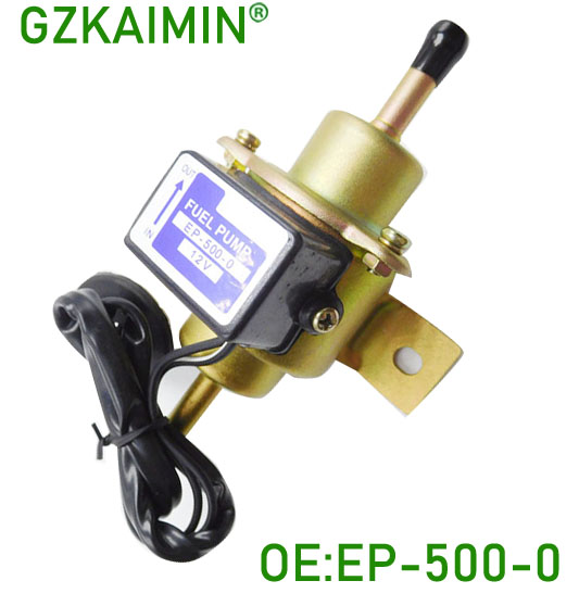 Image 5 - Garuantee top quality Universal Diesel Petrol Gasoline 12V Electric Car Fuel Pump EP500 0 EP5000 EP 500 0 035000 0460  EP 500 0-in Fuel Pumps from Automobiles & Motorcycles
