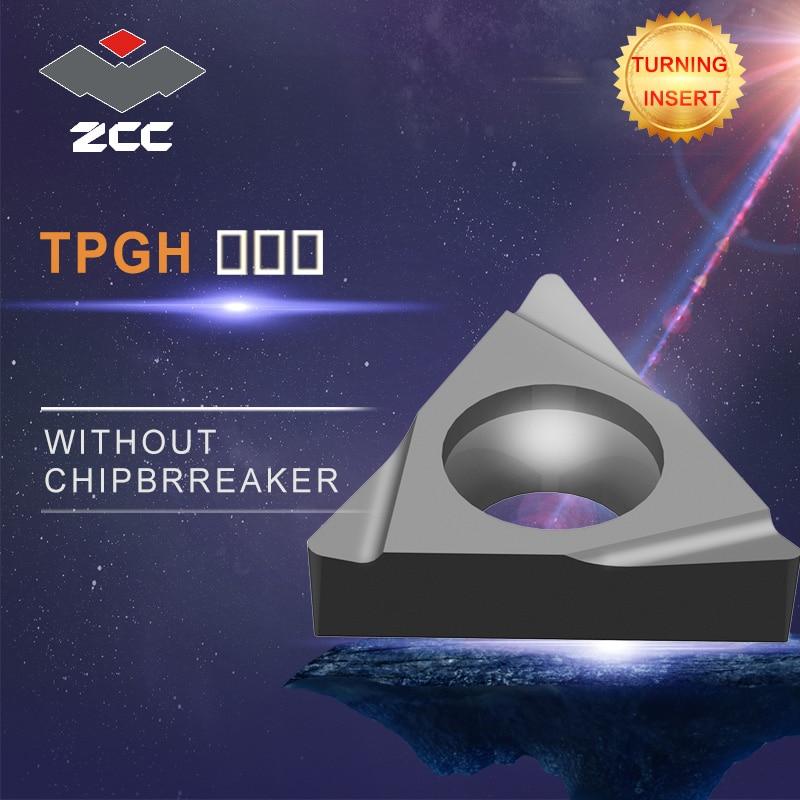 CNC drehmaschine einsätze 10 teile/los TPGH drehen einsätze für gusseisen stahl edelstahl finishing-in Drehwerkzeug aus Werkzeug bei AliExpress - 11.11_Doppel-11Tag der Singles 1