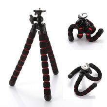 Universal de la Cámara Portátil Mini DV Trípode Flexible Del Pulpo Del Soporte para Canon Nikon