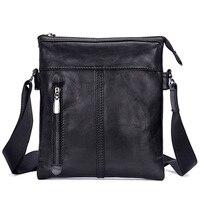 JMD 2017 Winter New Vintage Shoulder Bags For Men Genuine Leather Casual Men S Messenger Bag