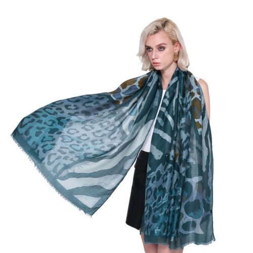 <font><b>90</b></font> x 180cm Fashion Women Soft Cashmere Silk Scarves Long Pashmina Shawl Wrap Woman Scarf 10 Colors image