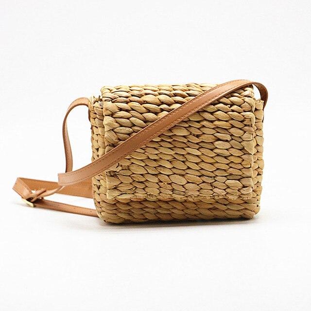 Gourd Grass Straw Bag...