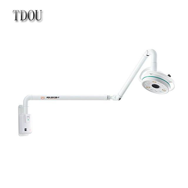 TDOU Dental 36 W Lámpara Colgante LED Luz Sin Sombras Quirúrgica Examen Oral KD-2012-1 Envío Gratis