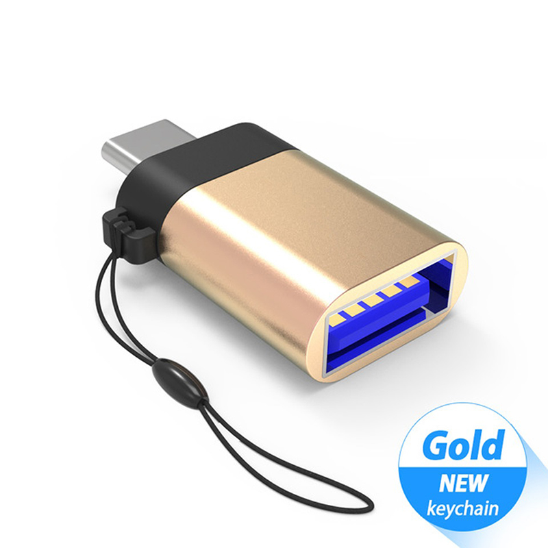 Thbelieve USB A To USB C Adapter KeboardMouseComputer Converter Type C To USB 3.0 Adapters USBC OTG Adaptator USB Tipo C (7)