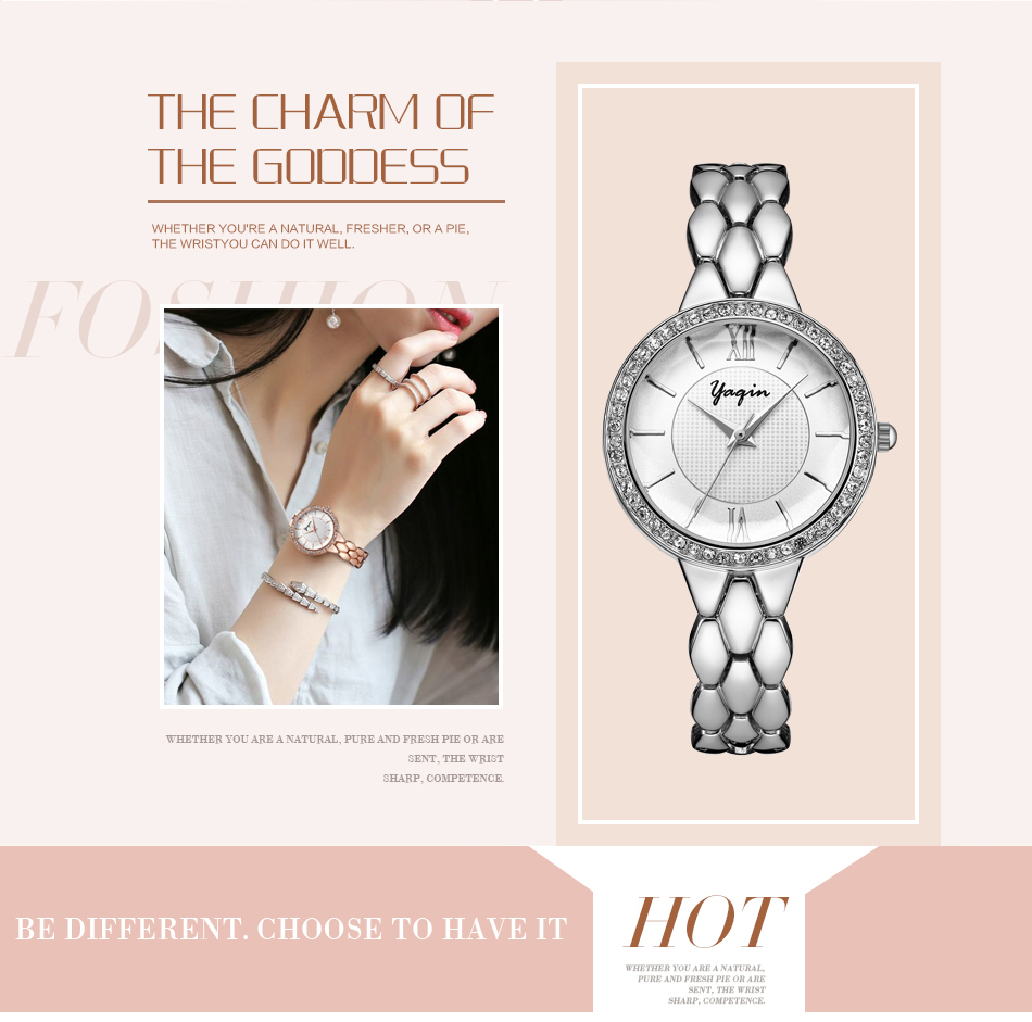 Top luxe merk vrouwen horloge van hoge kwaliteit serpentine gelegeerd - Dameshorloges - Foto 4