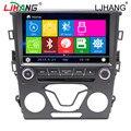 8 polegada Wince 6.0 HD 800*480 carro de rádio de áudio para FO RD Mondeo 2014 com controle da roda de RDS teer bluetooth dom gratuito mapa