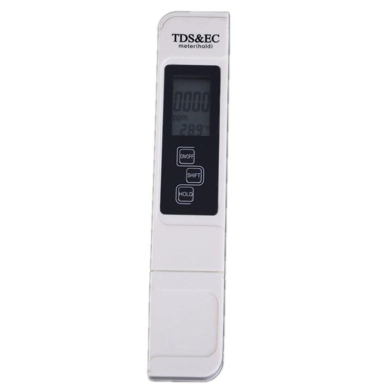 3In1 Función Medidor digital de TDS EC LCD TDS y probador de - Instrumentos de medición - foto 2