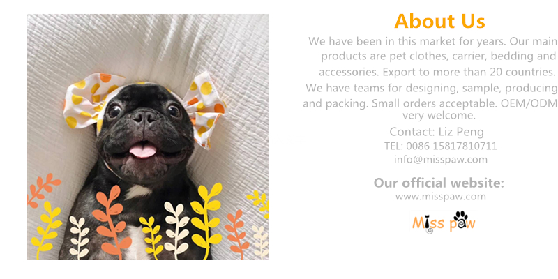 pet supplier contact information