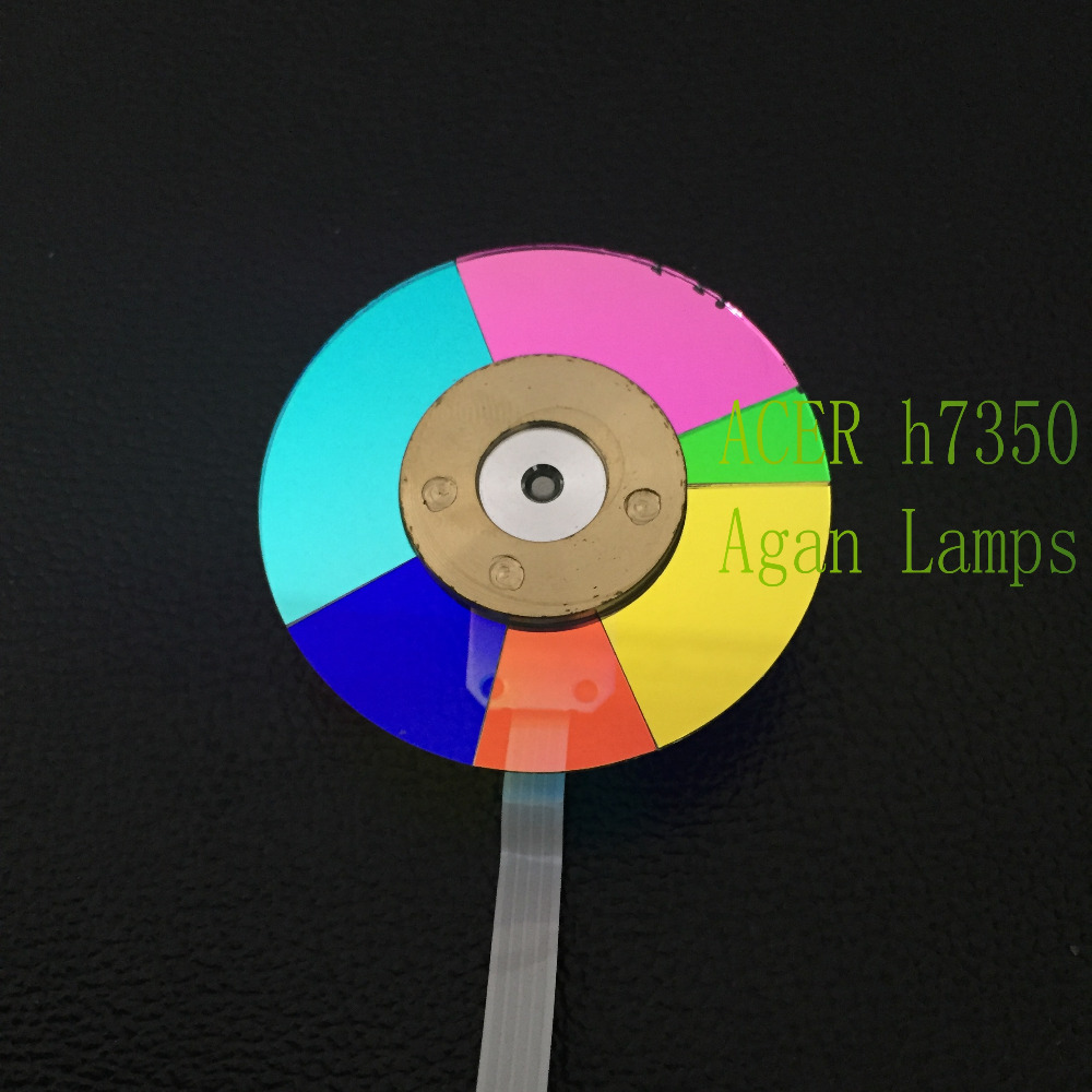 100% NEW original Projector Color Wheel for Benq W600+ wheel color цена