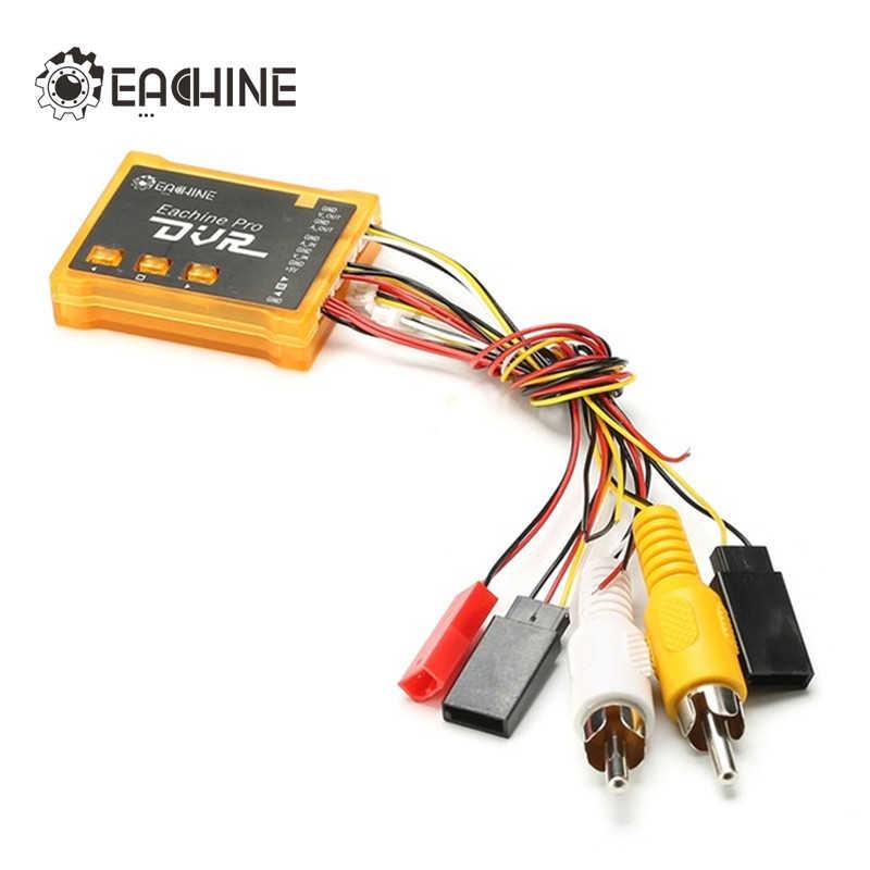 Enregistreur Audio vidéo FPV enregistreur quadrirotor RC Eachine ProDVR Pro DVR pour Multicopters FPV RC