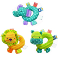 cartoon animal hanging crib baby toys infant Stroller/Bed/Cot Crib Educational Multifunctional rattle toy 0-12 months baby gift