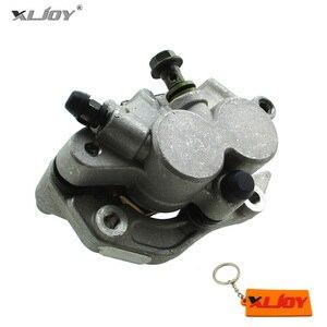 Image 1 - XLJOY Aftermarket Front Brake Caliper For Yamaha 2008 2017 YZ125 YZ250F YZ450F 2016 2017 YZ250X YZ450FX