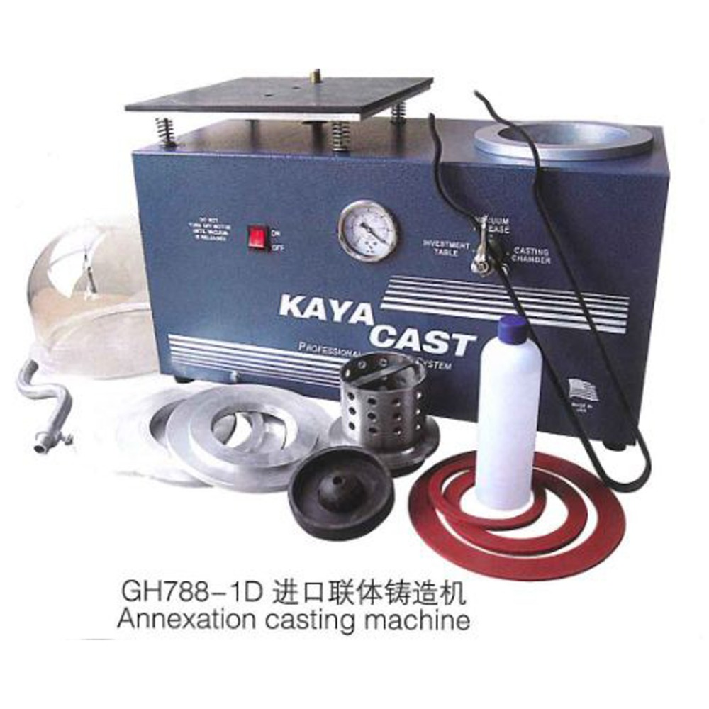 Kaya Vacuum Investing Amp Casting Machine Jewelry Lost Wax