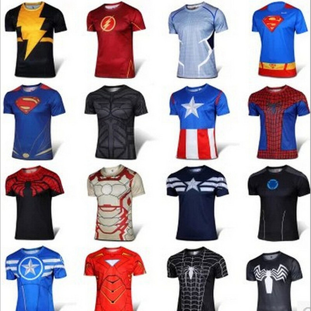 WHERE TO BUY SUPERHERO SHIRTS