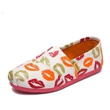 3b0e66f0 Mujeres moda alpargatas Slip-en los zapatos del barco pisos pescador tejer  Casual mocasines de lona oxford Mujer Zapatos 1h34-1