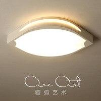JJD Morden creative chanh Shape trần led đèn Acrylic trần led đèn bên trong đối home living nghiên cứu phòng ngủ phòng phòng