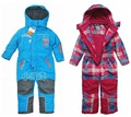 Topolino warterproof outerwear,winter warm clothing set,kids boy clothes,children,ski clothes for kids girls,3-6T baby overall