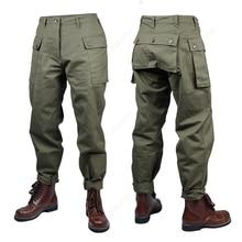 WW2 войны США p44 брюки десантник Униформа войны reactutations(без обуви