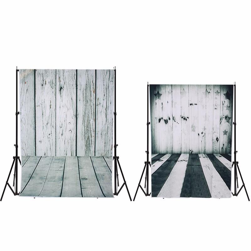 xftxft vinilo photography fondo para estudio fotogrfico apoyos blanco y negro pared de madera