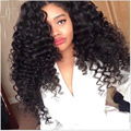 Sexy Formula Malaysian Curly Hair With Closure 8A Kinky Curly With Closure Cheap 3 Bundles Curly Weave Human Hair With Closure