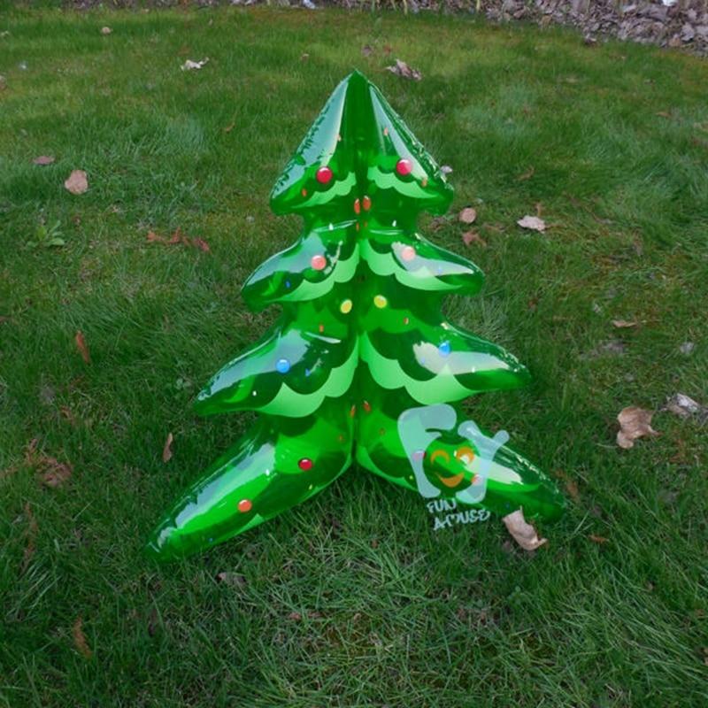 Inflable árbol De Navidad flotador inflable agua juguetes piscina playa diversión Boia De Piscinas
