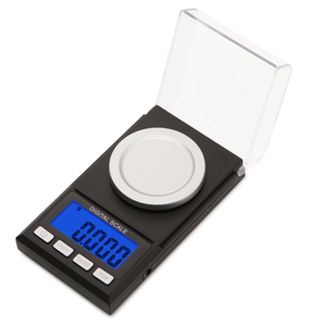 Image 4 - 0.001g Precision scales 100g /50g LCD Digital Scale for Jewelry Diamond Gold Medicinal Lab Milligram Gram Scale Electronic