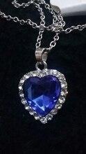 Ocean Heart Dark Necklaces