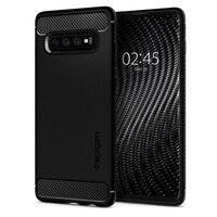 100% Оригинальный прочный защитный матовый черный чехол для Samsung Galaxy S10/Galaxy S10 Plus/S10 +/S10E