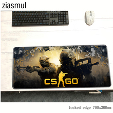 Popular csgo padmouse 700x300mm pad to mouse notbook computer mousepad High-end