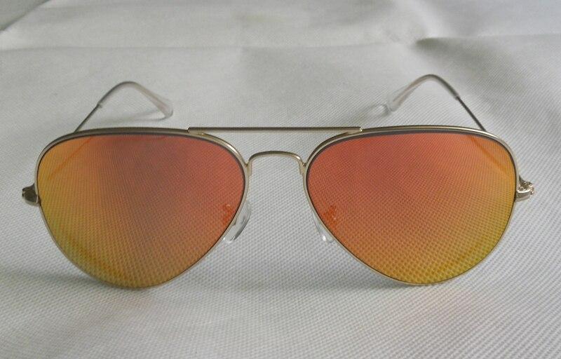 Custom made Myopia Polarized 1 60 lenses sunglasses frame 3025 3026 Polarized nearsighted Myopia sunglasses
