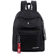 Backpack Female Tide 2019 New Korean Fashion Campus Wild bag Student MiNi Campus British Wind campus backpack