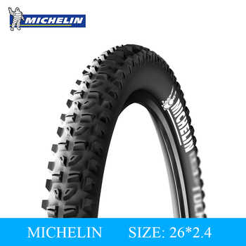 MICHELIN Wild Rock Reinforced Mountain Bicycle Bike Tire Tyre 26*2.4 High Quality Rubber Bike Foldable Puncture Resistant Tire - DISCOUNT ITEM  18% OFF Sports & Entertainment