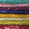 High Quality Sparkly Embroidery Mesh Lace Sequin Fabric Melon Seeds Sequins Bead Piece Fabric For Stage